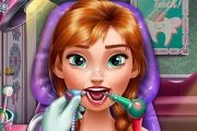 Play Anna Real Dentist
