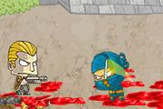 Play Ninja Mafia Siege