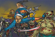 Play Ninja Vs Zombies 2