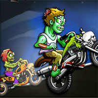 Play Zombies Super Race