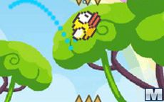 Flappy Bird Forest Adventure