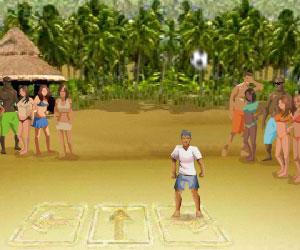 Play Beach Skills Soccer