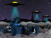 Play Buggy Space Race