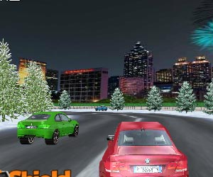 Play New Year Race 3d