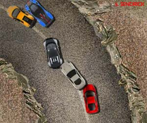 Play Supercar Desert Race
