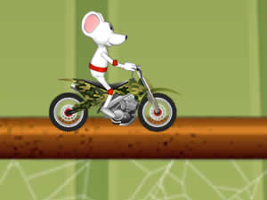 Play Stunt Rat Underground