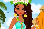 Moana Dress Up