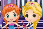 Play Chibi Rock N Royals
