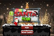 Play Santa Winter Run