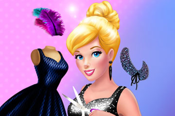 Play Cinderella Little Black Dress