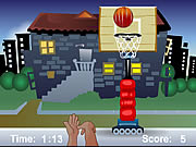Play Basketball X