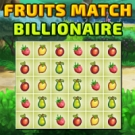 Fruits Match Billionaire