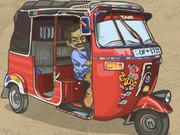 Play Tuk Tuk Taxi Dash