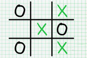 Play Tic Tac Toe Paper Note