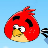 Play Angry Birds Eat Ice Cream