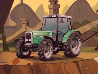 Play Racing Tractors