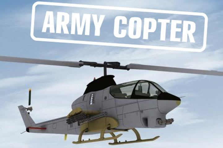 Play Army Copter