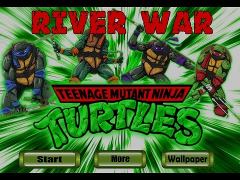 Teenage Mutant Ninja Turtles River War