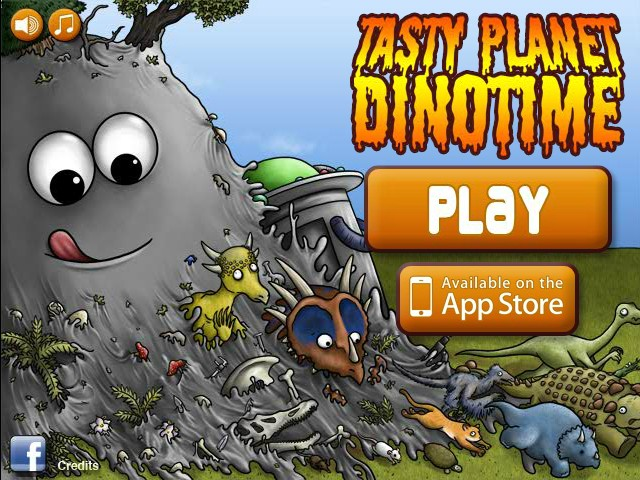 Play Tasty Planet Dinotime