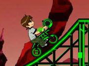 Play Ben 10 Bmx Stunt
