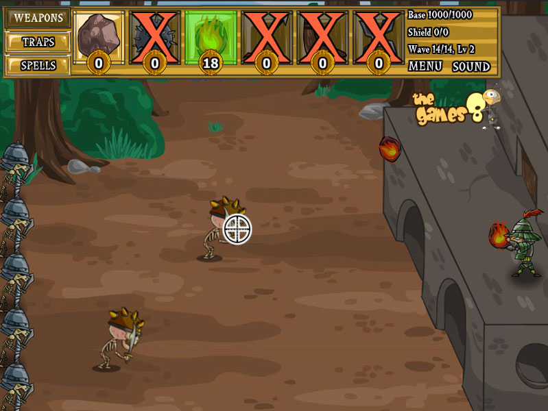 Play Empire Defender 2