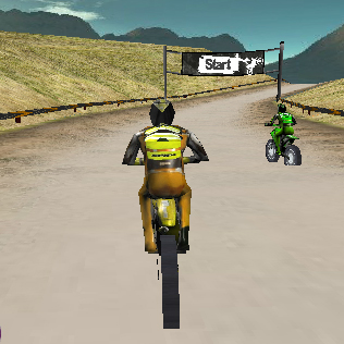 Play Motocross Xtreme Fury