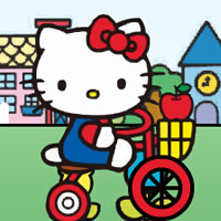 Play Hello Kitty City Ride