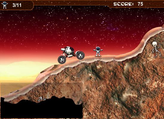 Play Mars Buggy