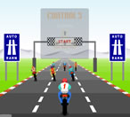 Play Motorcycle Race