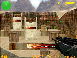 Play Anti Terrorist Sniper King