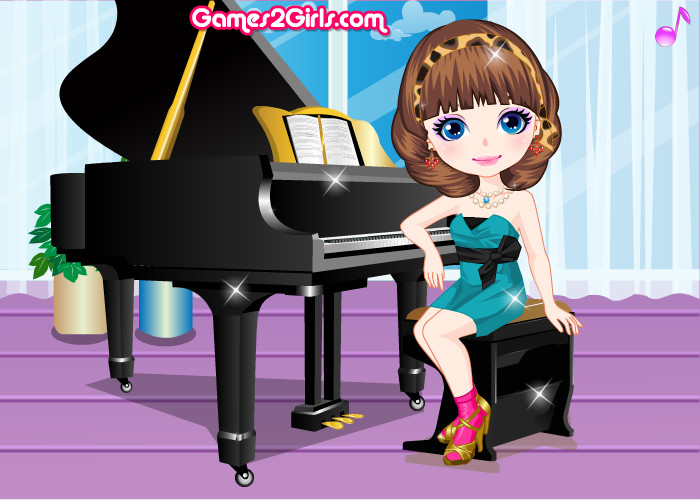 Play Girl Play The Piano