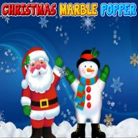 Play Christmas Marble Popper