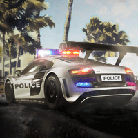 Play Tropical Police Parking