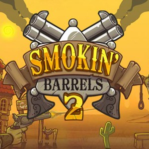 Play Smoking Barrels 2