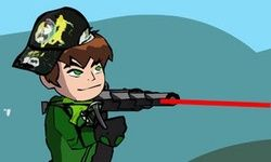 Play Ben 10 Extreme Shooter