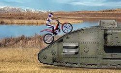 Play Bike Mania Military