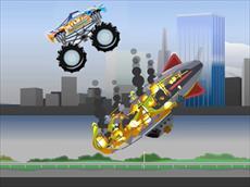 Play Hot Wheels Monster Jam Destruction
