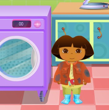 Play Baby Dora Hygiene Care