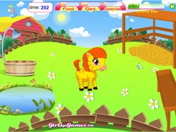 Play Cute Pony Daycare