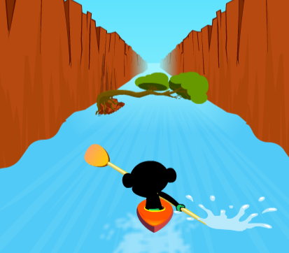 Play Raft Surfer