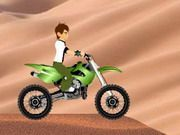 Play Ben 10 Desert Race