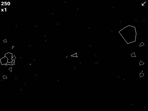 Play Asteroids Blaster