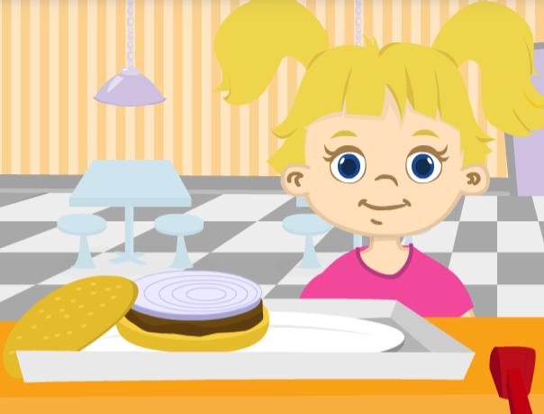 Play Kids Burger
