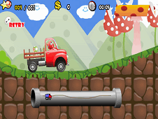 Play Baymax Truck Adventures