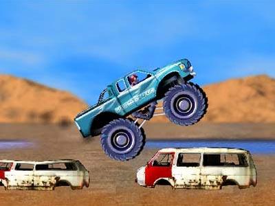 Play Monsta Truck