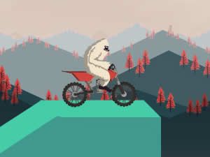 Play Yeti Extreme Motocross