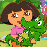 Baby Dora Care Baby Crocodile