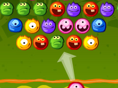Play Yummy Yummy Monster Shooter