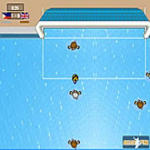 Play Water Polo