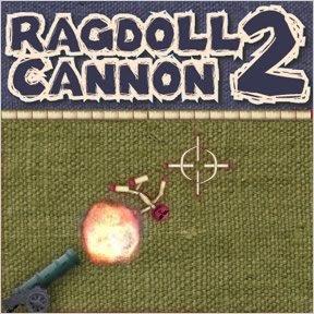 Play Ragdoll Cannon 2